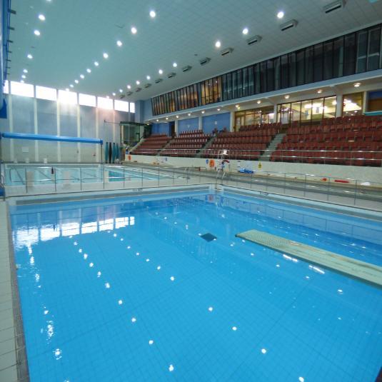 Pool facilities queen 39 s sport queen 39 s university belfast - San jose state university swimming pool ...